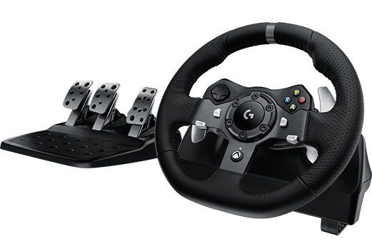 Руль Logitech G920 Driving Force для PC / XboxOne / Mac