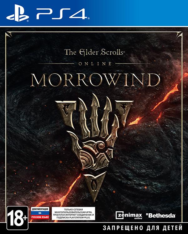 Elder Scrolls Online: Morrowind [PS4]The Elder Scrolls Online: Morrowind &amp;ndash; новая глава знаменитой сетевой ролевой игры The Elder Scrolls Online (ESO) от ZeniMax Online Studios. В ходе нового приключения фанаты The Elder Scrolls вернутся на легендарный остров Вварденфелл из классической ролевой игры с открытым миром The Elder Scrolls III: Morrowind от Bethesda Game Studios.<br>