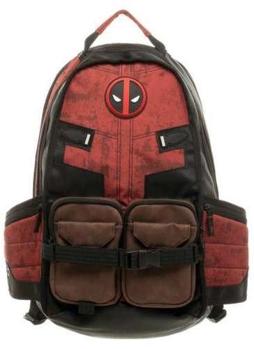 Рюкзак Deadpool: BackpackРюкзак Deadpool: Backpack создан по мотивам серии комиксов и фильмов вселенной Marvel.<br>