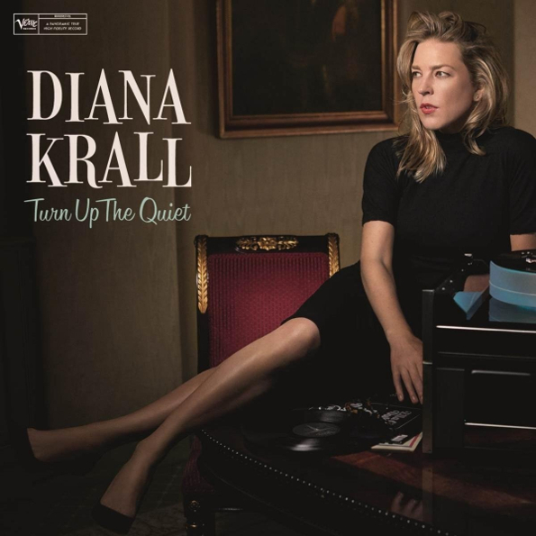 Diana Krall – Turn Up The Quiet (CD) дайана кролл diana krall quiet nights deluxe edition cd dvd