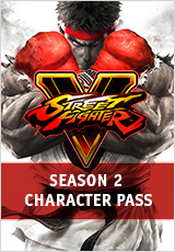 Street Fighter V. Season 2 Character Pass  (Цифровая версия)