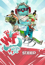 Steep: Winterfest Pack. Дополнение (Цифровая версия) deep steep by deep steep tangerine melon