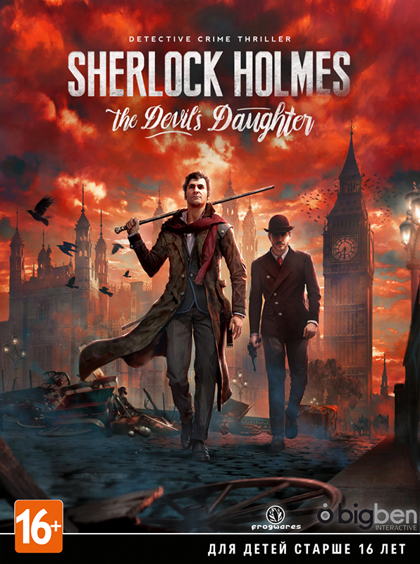 Sherlock Holmes: The Devil's Daughter (Цифровая версия)