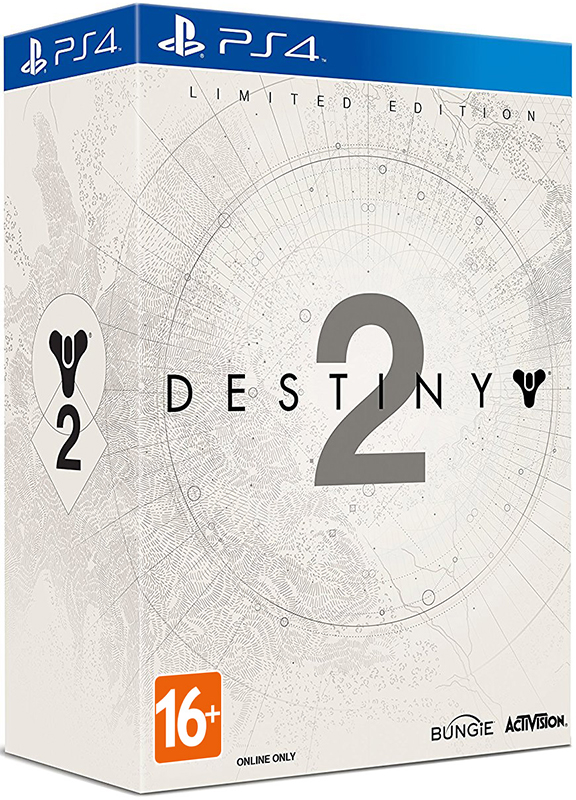 Destiny 2. Limited Edition [PS4]