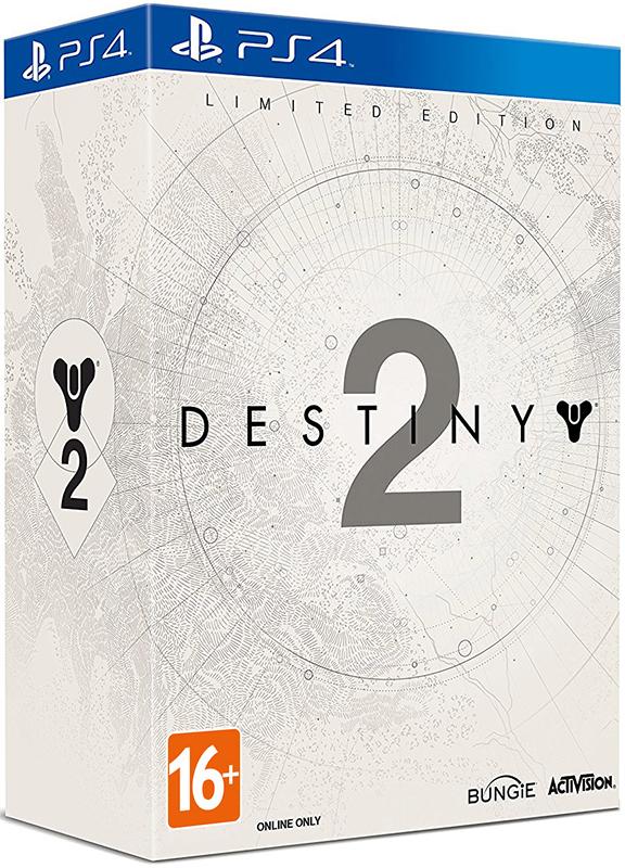 Destiny 2. Специальное издание [PS4]Создатели легендарной игры Destiny представляют долгожданное продолжение своего знаменитого хита. В новой игре вы отправитесь в грандиозное путешествие по Солнечной системе.<br>