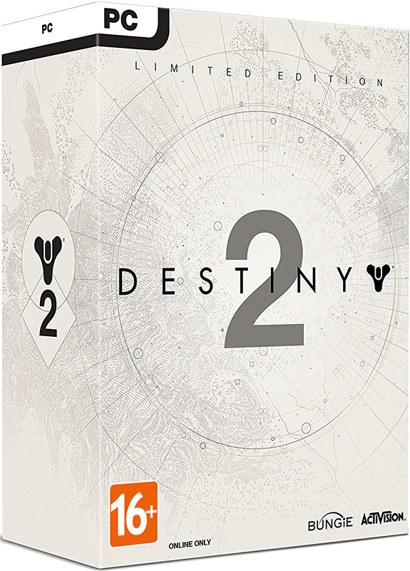 Destiny 2. Специальное издание (код загрузки) [PC]Создатели легендарной игры Destiny представляют долгожданное продолжение своего знаменитого хита. В новой игре вы отправитесь в грандиозное путешествие по Солнечной системе.<br>