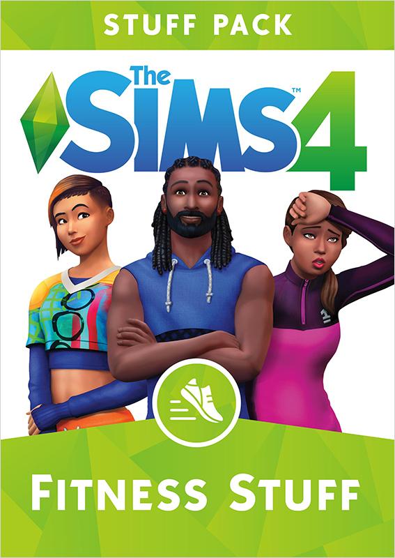The Sims 4 Фитнесс. Игровой набор (Цифровая версия)В игре The Sims 4 Fitness Stuff уже совсем скоро ваши спортивные симы или те, кому надоело отсиживать пятую точку на диване, смогут пройти новое испытание на механическом скалодроме.<br>