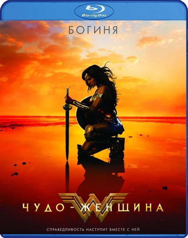 Чудо-женщина (Blu-ray) Wonder WomanПеред тем как стать Чудо-Женщиной, она была Дианой – принцессой амазонок, обученной быть непобедимой воительницей. И когда на берегах ограждённого от внешнего мира райского острова, который служил ей родиной, терпит крушение американский пилот и рассказывает о серьёзном конфликте, бушующем во внешнем мире.<br>