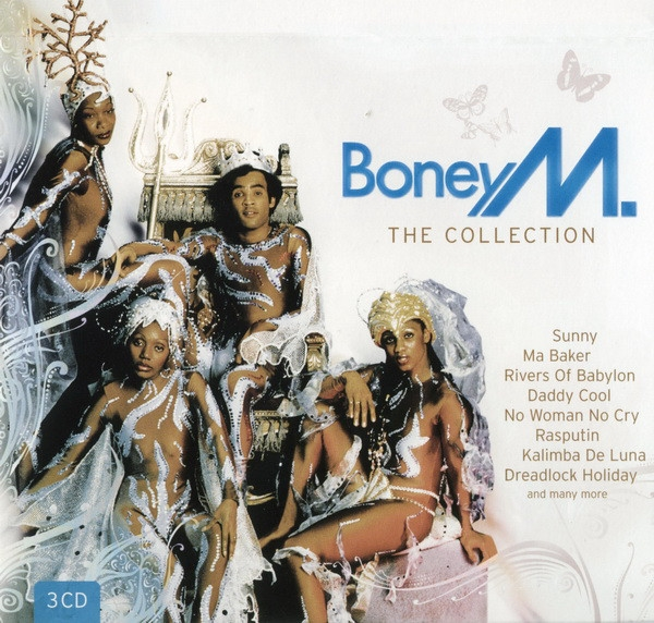 Boney M – The Collection (3 CD)