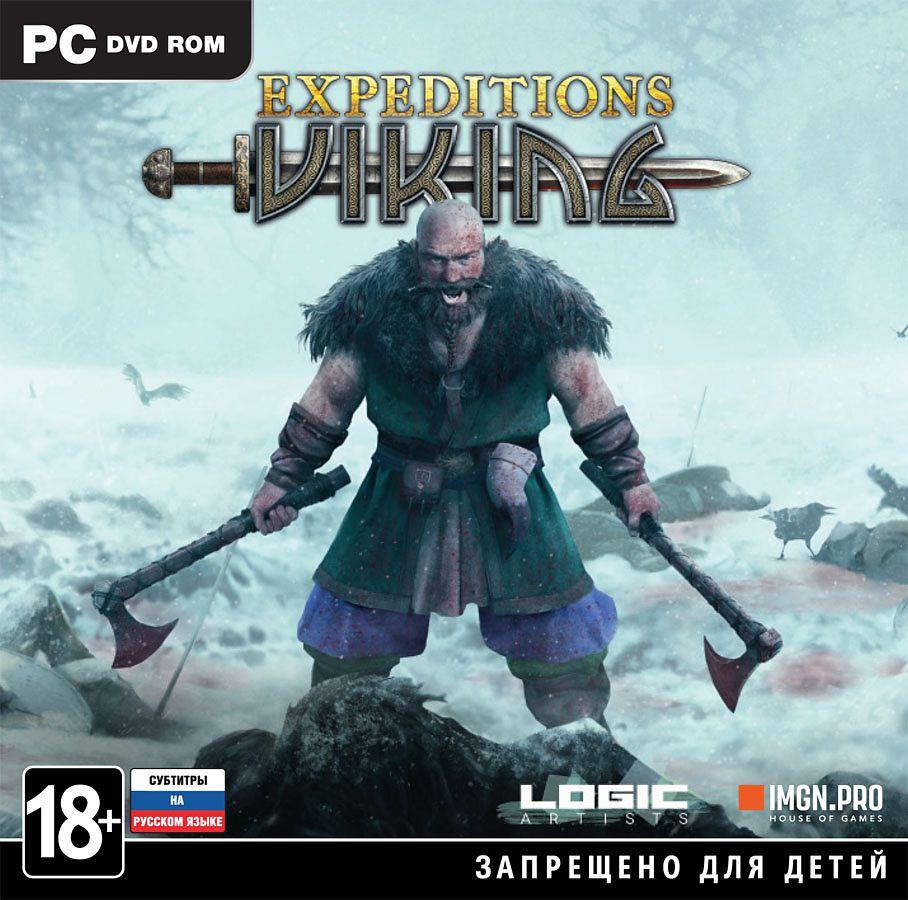 Expeditions: Viking [PC–Jewel]Создатели знаменитой игры Expeditions: Conquistador из студии Logic Artists, приглашают вас в новое историческое приключение вместе с игрой Expeditions: Viking!<br>