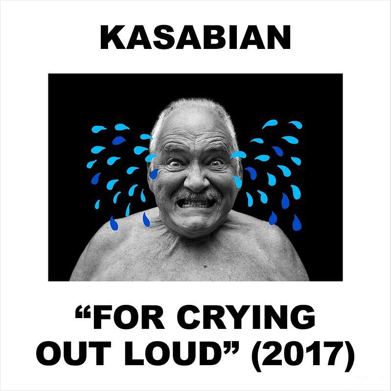Kasabian – For Crying Out Loud (CD) cd kasabian 48 13