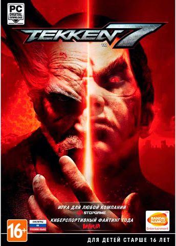Tekken 7 (код загрузки) [PC]Узнайте, чем завершится история клана Мисима и выясните, что было причиной каждой схватки в этой войне. Вас ждут красивейшие сюжетные поединки и напряженные дуэли с соперниками и друзьями, которые станут еще острее с обновленной боевой системой.<br>
