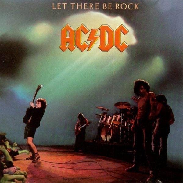 AC/DC – Let There Be Rock (LP)Отремастированное американское издание на виниле альбома 1977 года Let There Be Rock рок-группы AC/DC, вышедшее в 2003 году.<br>