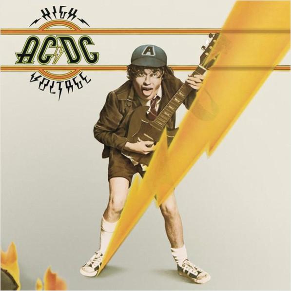 AC/DC – High Voltage (LP) от 1С Интерес