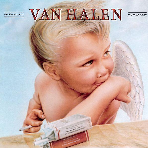 Van Halen – 1984 (LP) van halen van halen tokyo dome in concert live 4 lp