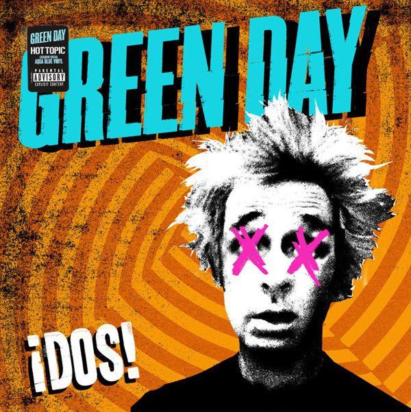 Green Day – &amp;#161;Dos! (LP)Green Day – Dos – десятый студийный альбом американской панк-рок-группы Green Day, был выпущен 13 ноября 2012 года. Это второй альбом из трилогии &amp;#161;Uno! &amp;#161;Dos! &amp;#161;Tr&amp;#233;!.<br>