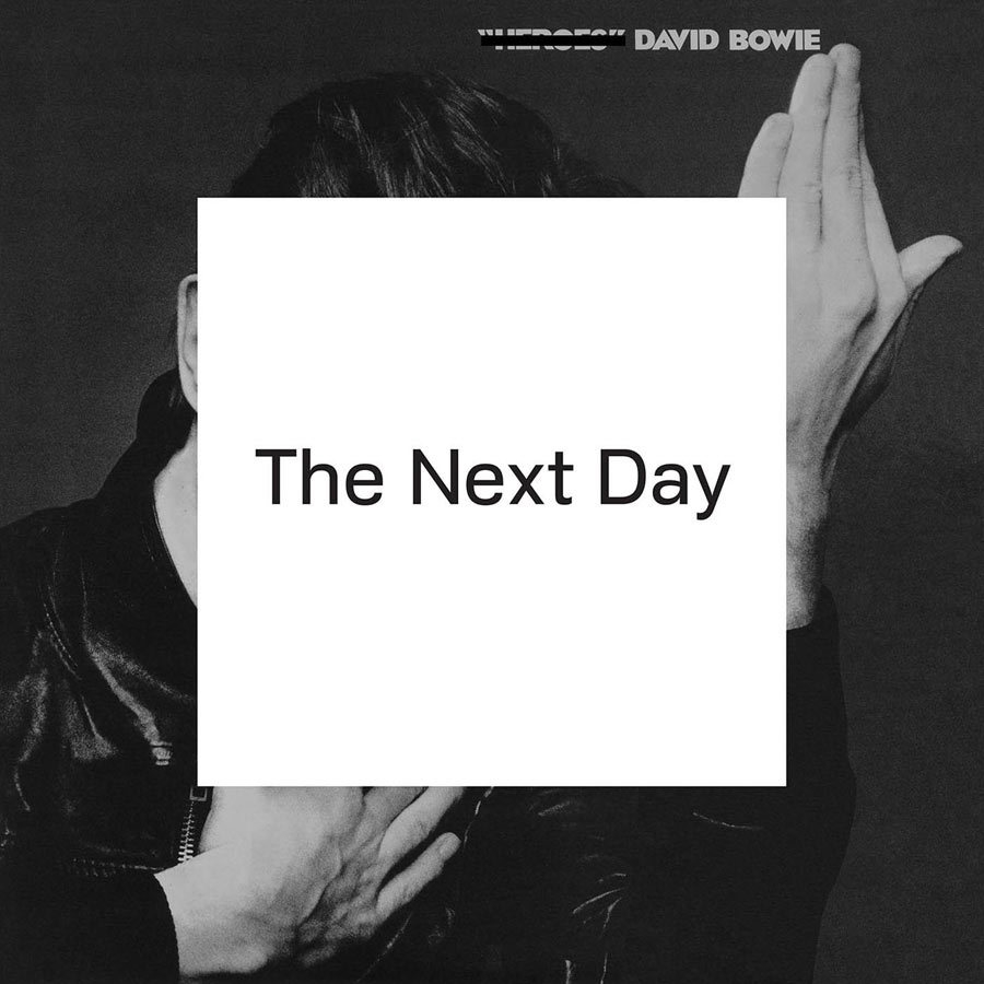 David Bowie – The Next Day (2 LP + CD) the monster next door