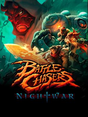 Battle Chasers: Nightwar  (Цифровая версия)Battle Chasers: Nightwar – это ролевая игра, вдохновленная консольной классикой: длительные заходы в подземелья, пошаговый бой в традиционном для JRPG формате и богатый сюжет, раскрывающийся по мере исследования мира.&#13;<br>&#13;<br>Закажите игру Battle Chasers: Nightwar до 2 октября 2017 включительно и вы получите скидку 10% за предзаказ. Цена игры указана уже со скидкой. С 3 октября 2017 года игра буде стоить 899 рублей.<br>