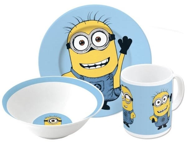 Набор посуды Миньоны