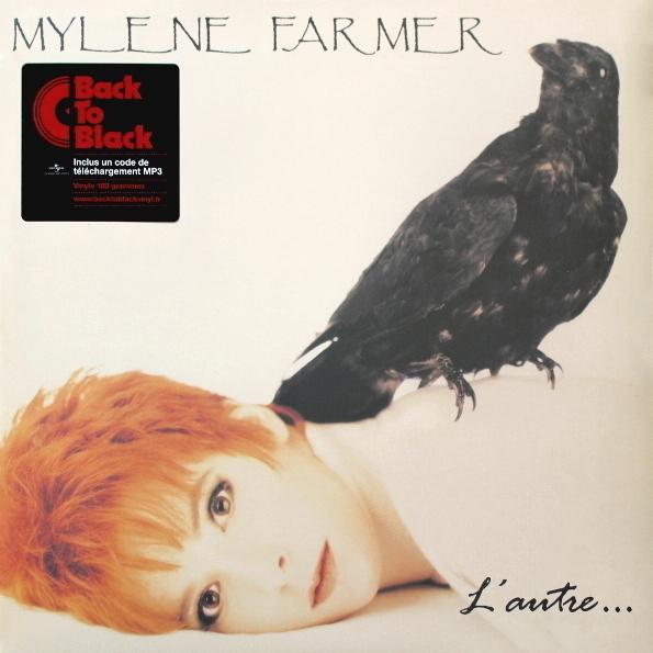 Mylene Farmer – LAutre (LP)Mylene Farmer – LAutre – переиздание на 180-граммовом виниле третьего студийного альбома Милен Фармер, вышедшего в 1991 году.<br>
