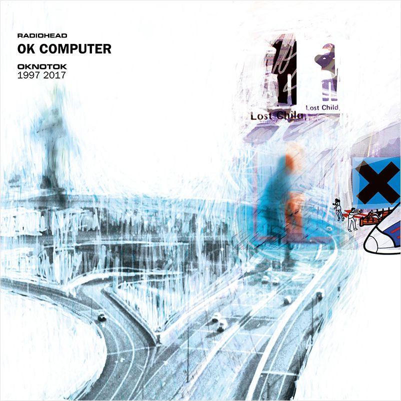 Radiohead – OK Computer: Oknotok 1997–2017 (2 CD) cd из японии radiohead