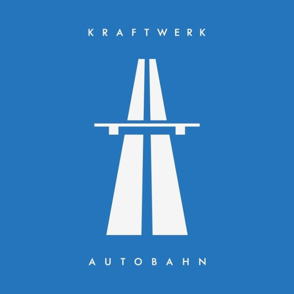 Kraftwerk – Autobahn (LP) kraftwerk kraftwerk 3 d the catalogue 9 lp