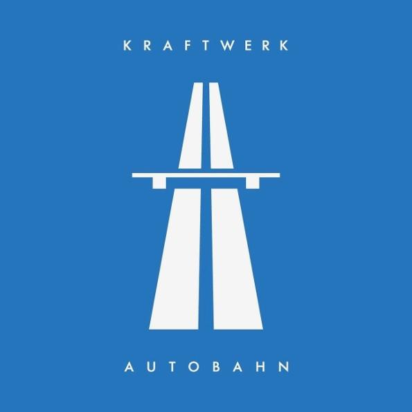 Kraftwerk – Autobahn (LP) виниловая пластинка kraftwerk techno pop