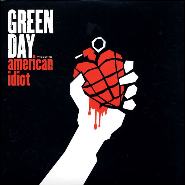 Green Day – American Idiot (2 LP) the idiot