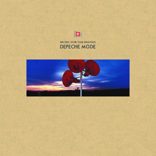 Depeche Mode – Music For The Masses (LP) roxy music roxy music the studio albums limited edition 8 lp