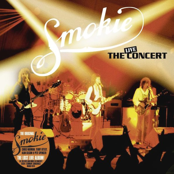 Smokie – The Concert (Live From Essen 1978) (2 LP) procol harum procol harum live in concert with the edmonton symphony 2 lp colour
