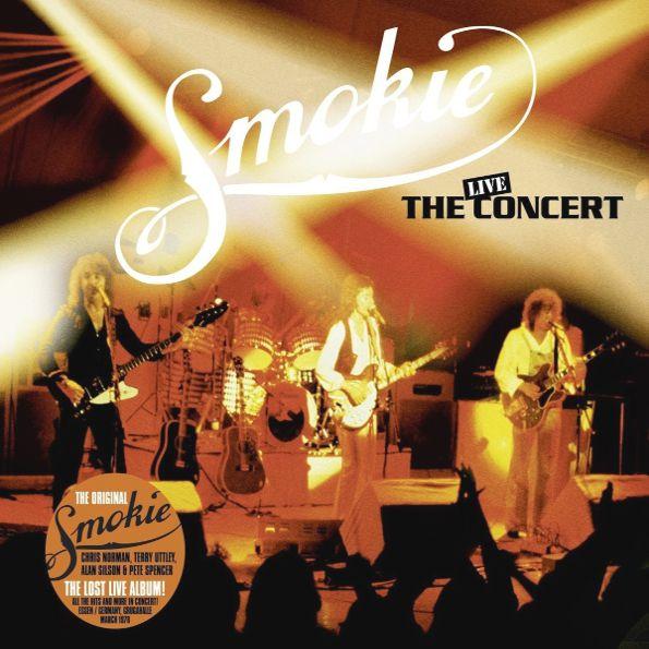 Smokie – The Concert (Live From Essen 1978) (2 LP)Впервые на виниле единственный концертник легендарных Smokie в оригинальном составе.<br>