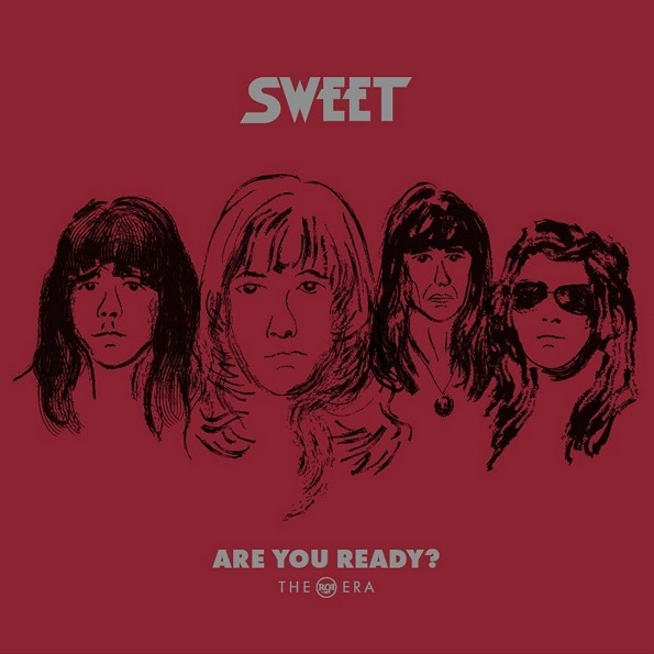 Sweet – Are You Ready (7 LP) интегральная микросхема 10 ic ad8616ar 8 8 soic