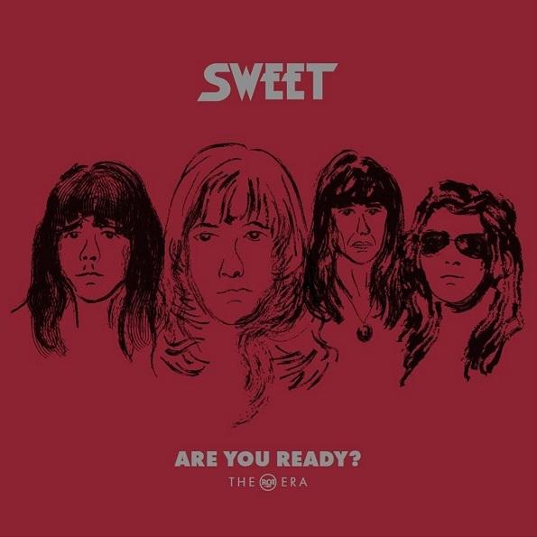 Sweet – Are You Ready (7 LP)Are You Ready – великолепный бокс-сет легендарных Sweet на семи 180-граммовых пластинках.<br>