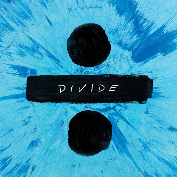 Ed Sheeran – Divide (2 LP) ed sheeran lp