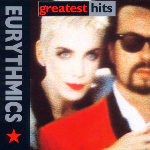 Eurythmics – Greatest Hits (2 LP) fleetwood mac fleetwood mac greatest hits lp