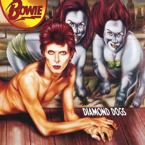 David Bowie – Diamond Dogs (LP)