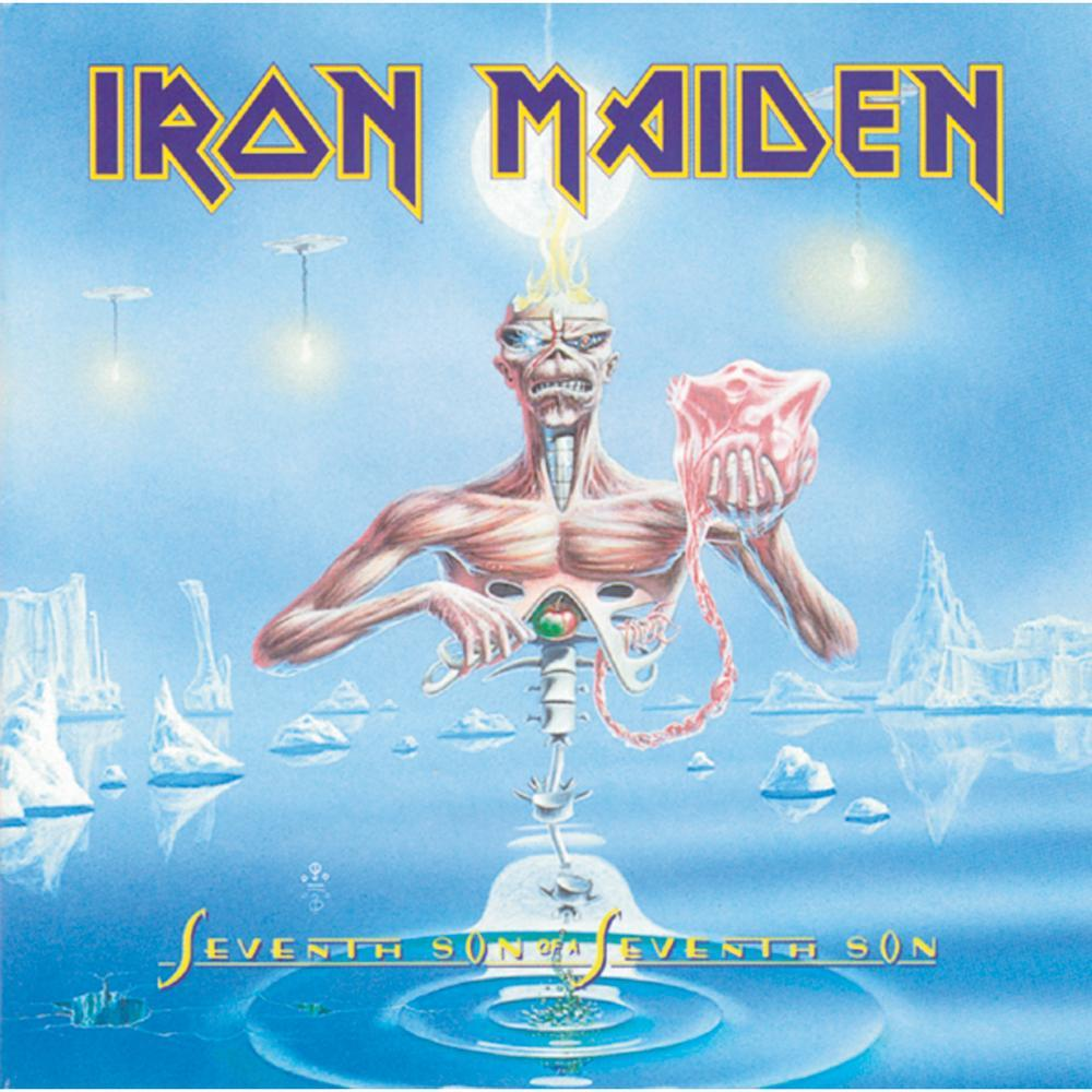 Iron Maiden – Seventh Son Of A Seventh Son (LP) iron maiden the book of souls 3 lp