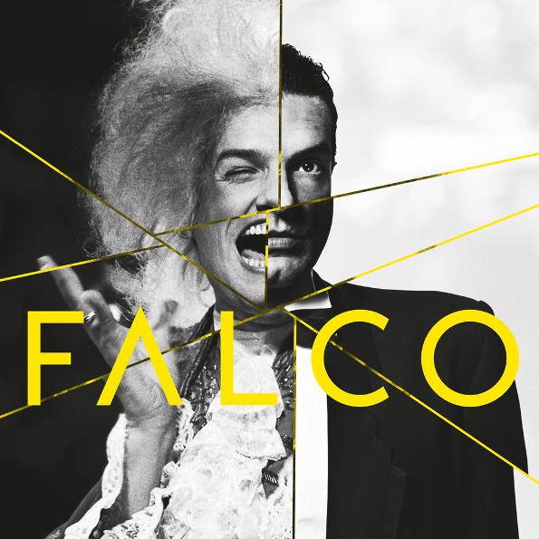 Falco – Falco 60 (2 LP) falco falco nachtflug out of the dark 2 cd