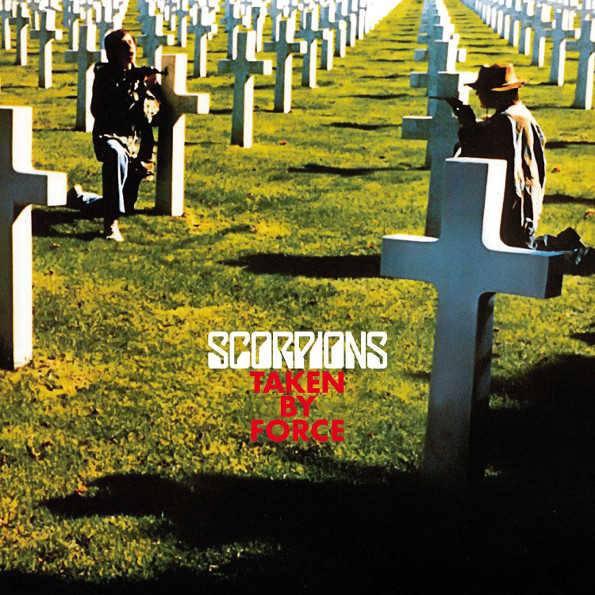 Scorpions – Taken By Force. 50th Anniversary Deluxe Edition (LP + CD) купить