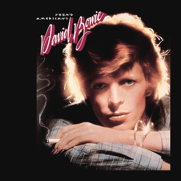 David Bowie – Young Americans (LP)Альбом Дэвида Боуи Young Americans 1975 года, большая часть которого была записана в Филадельфии, является симбиозом танцевальной музыки и афроамериканского соула и R&amp;amp;B.<br>