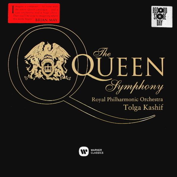 Tolga Kashif &amp; Royal Philharmonic Orchestra – The Queen Symphony (2 LP)Впервые на виниле выходит The Queen Symphony – эпичное симфоническое произведение, основанное на песнях группы Queen. Cпециальное издание для Record Store Day 2017.<br>