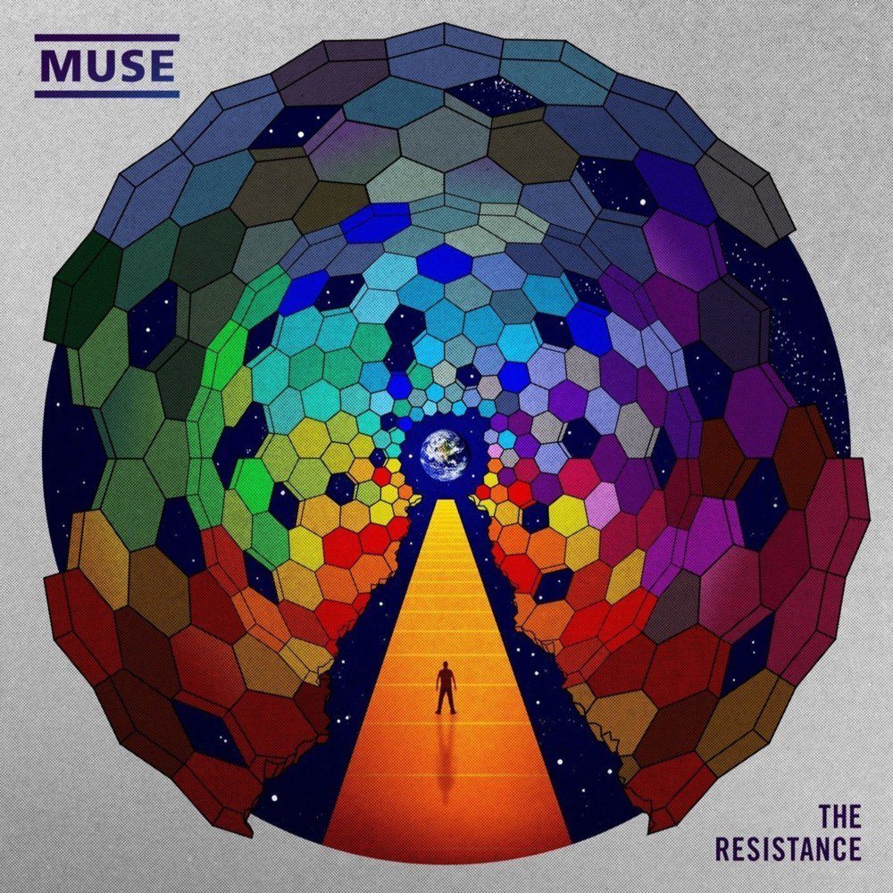 Muse  – The Resistance (2 LP) the black keys the black keys el camino 2 lp