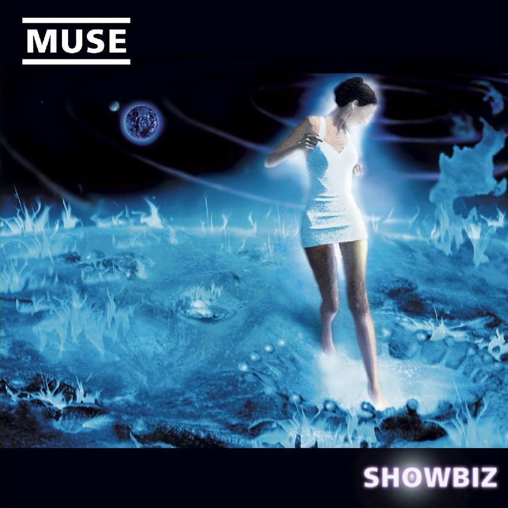 Muse – Showbiz (2 LP) блокнот printio muse