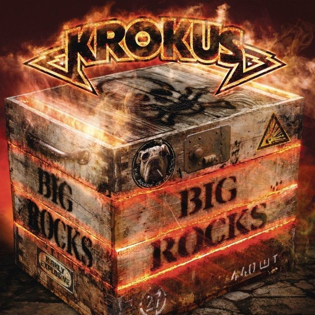Krokus – Big Rocks (2 LP) cd диск krokus big rocks 1cd