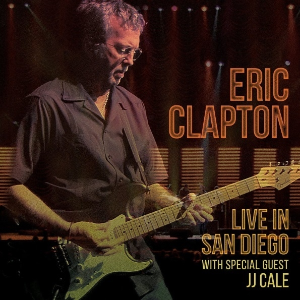 Eric Clapton – Live In San Diego With Special Guest JJ Cale (3 LP) eric clapton i still do cd