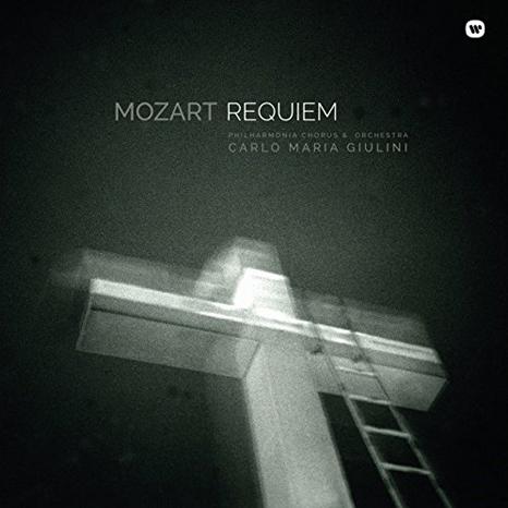 Carlo Maria Giulini & Philharmonia Chorus & Oschestra – Mozart. Requiem (LP) mozart requiem