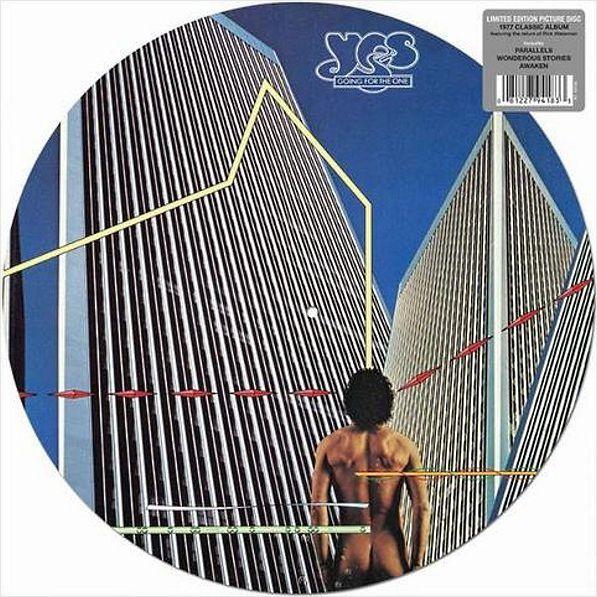 Yes – Going For The One (LP)40 лет прошло с выхода восьмого студийного альбома британской прогрессив-рок-группы Yes «Going For The One». Этот альбом был ознаменован возвращением в группу клавишника Рика Уэйкмана, а так же возвратом группы к более коротким песням.<br>