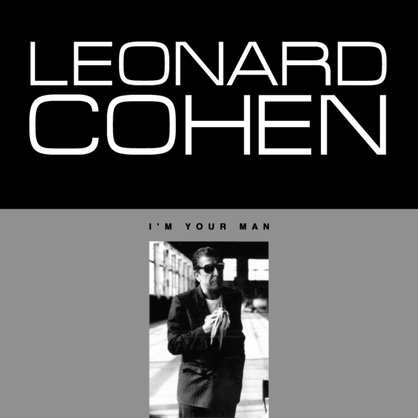 Leonard Cohen – I`m Your Man (LP)