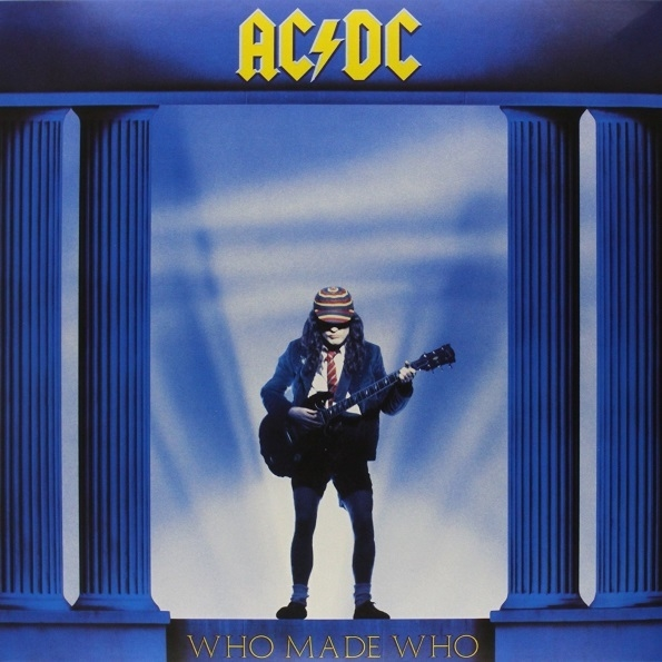 AC/DC – Who Made Who (LP)Переиздание альбома AC/DC – Who Made Who на 180-граммовом виниле.<br>