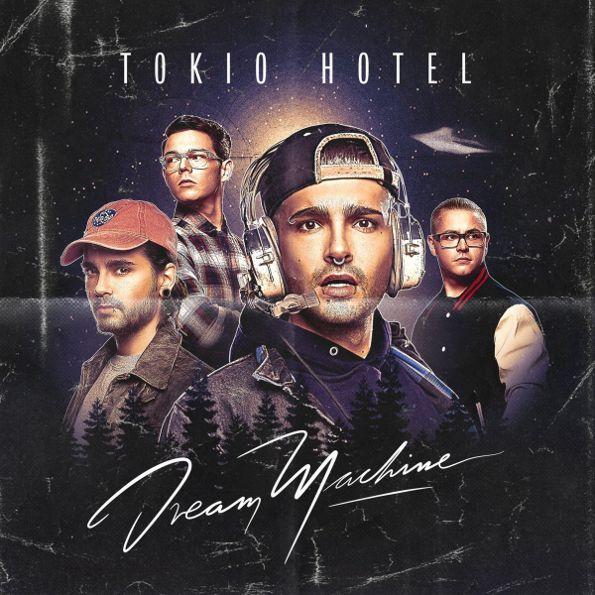 Tokio Hotel – Dream Machine (LP)Немецкая группа, которая провела более десятилетия в первом эшелоне современной музыки, наносит долгожданный удар: 3 марта 2017 года электропоп-квартет Tokio Hotel представил новый студийный альбом. Запись получила название Dream Machine.<br>